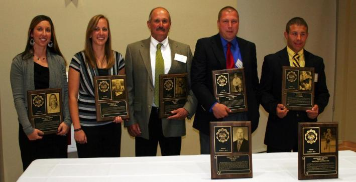 Photo Gallery: 2012 Hall of Fame Induction Ceremony