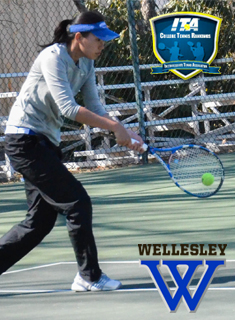 Blue Tennis Earns National Ranking; Lee/Chen Ranked Regionally