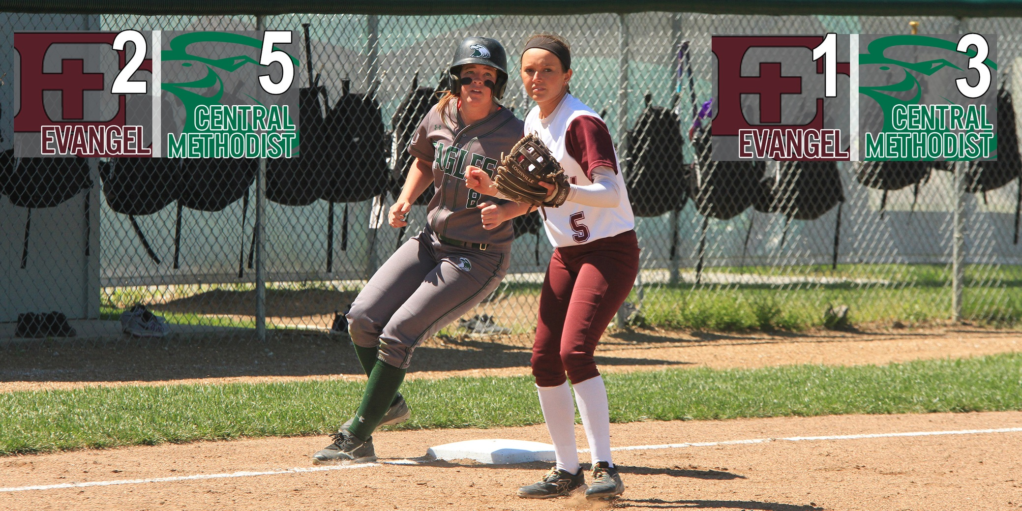 Softball Stumbles at Central Methodist
