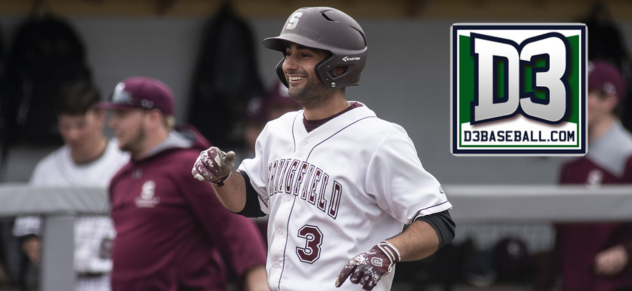 Joao Picks Up D3baseball.com Honorable Mention All-New England Accolades