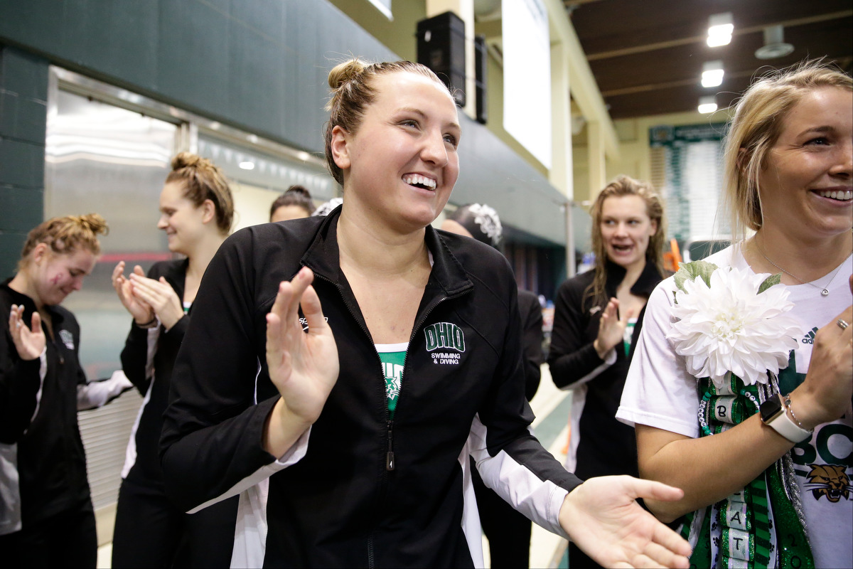 Ohio Swim and Dive Named CSCAA Scholar Athlete All-American Team