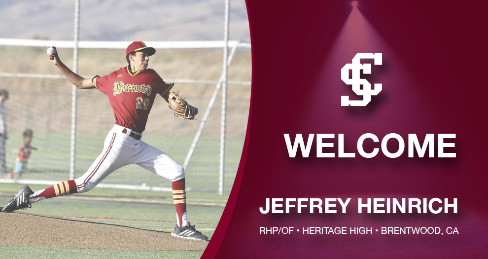 Meet the Future of Bronco Baseball – Jeffrey Heinrich