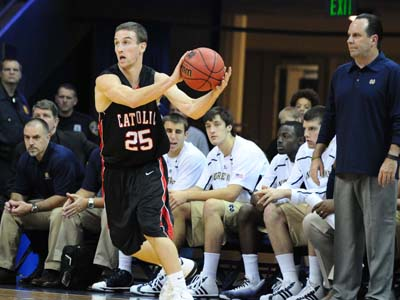Offense hitting on all cylinders for CUA in 105-58 win