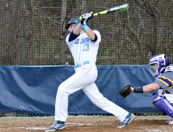 Strebler Paces Blue Jays in Sunday Sweep