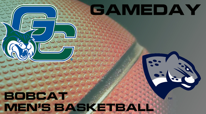 GAMEDAY: Bobcat Men Host GRU Augusta for First Time Monday
