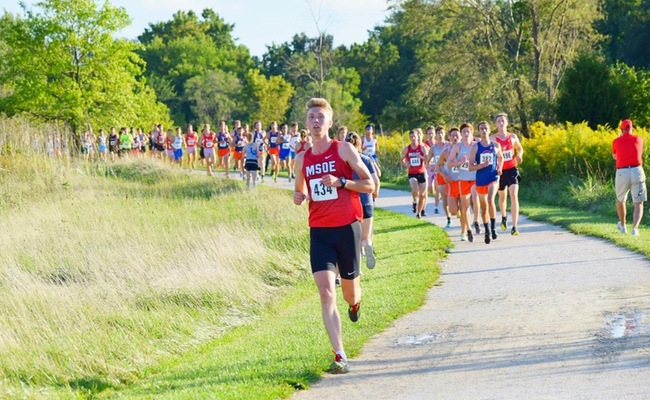 Men Win NACC XC Championship, Women Finish Second
