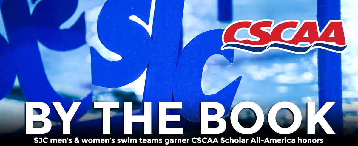 SJC Men & Women Claim CSCAA Scholar All-America Team Honors