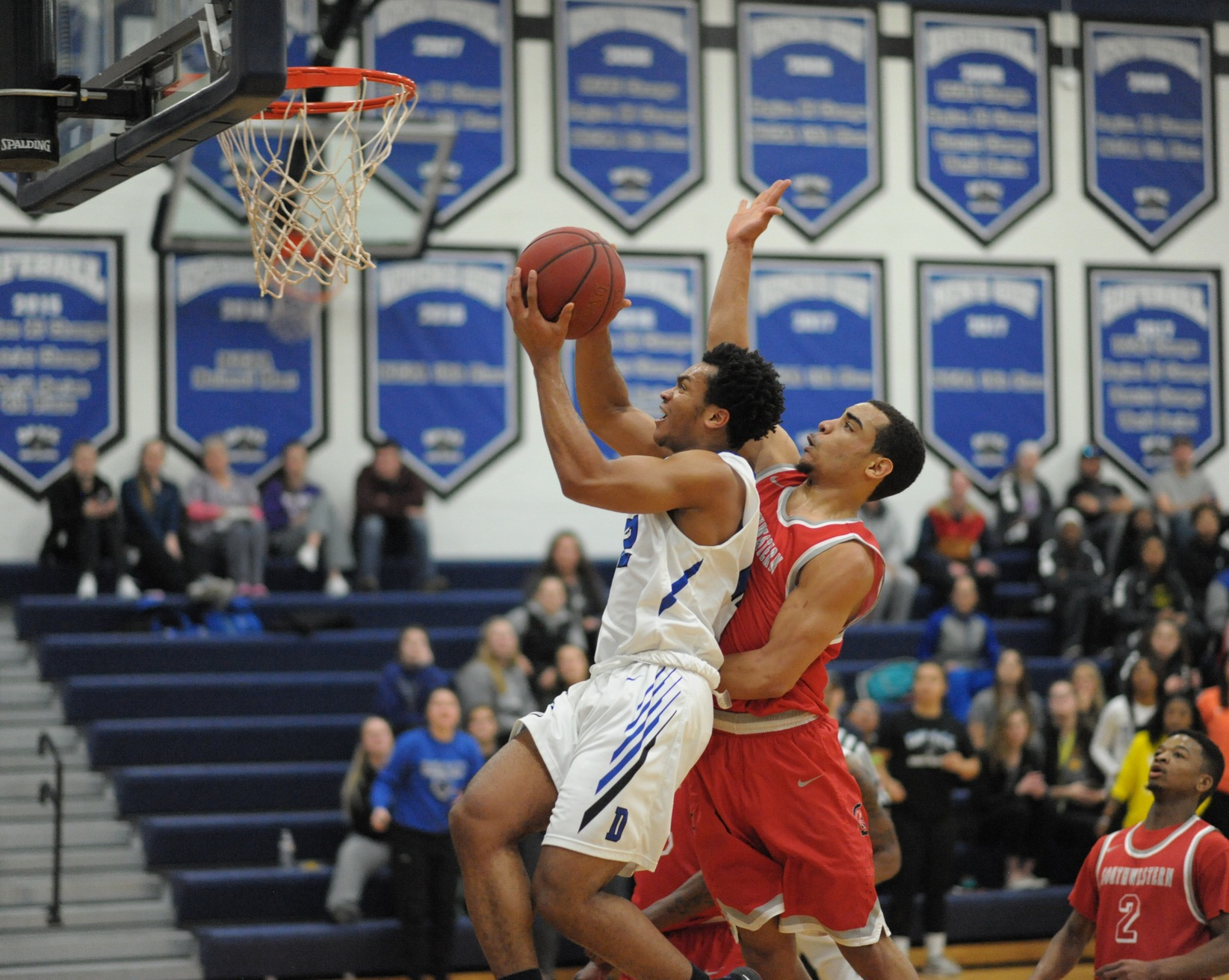 DMACC Men's Basketball Season Ends with 92-51 Loss to SWCC