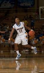 Late Rally Falls Short UCSB Loses at UC Irvine, 66-63