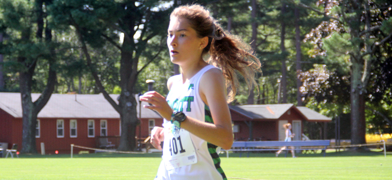 Julia Adrian Named CCC Rookie Of The Week