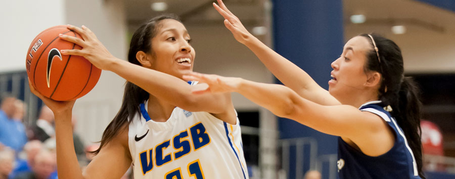 UCSB Heads North For Big West Pair