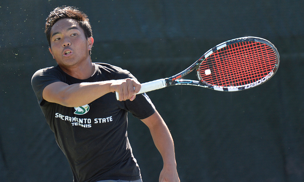 MEN'S TENNIS FALLS AT HOME TO GRAND CANYON