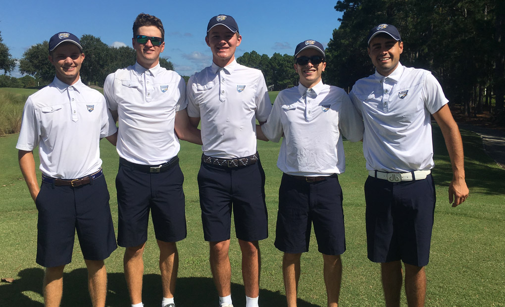 Emory Golf Finishes Fourth At Golfweek DIII Invitational