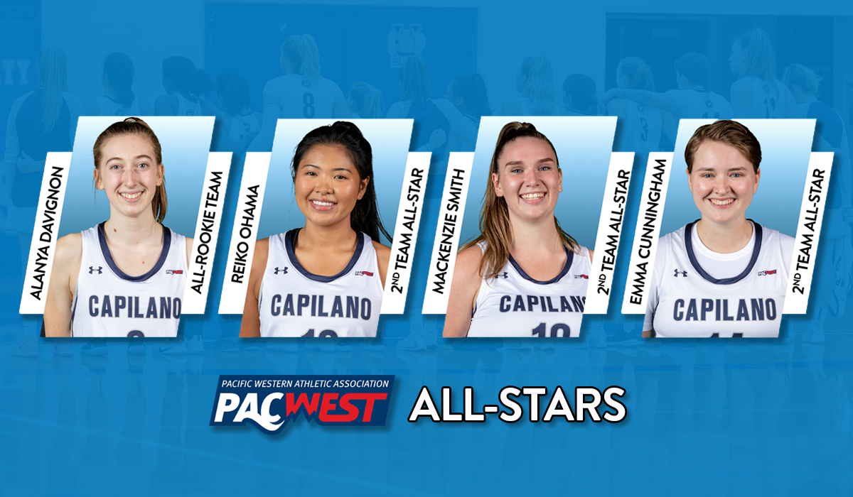 4 Blues Earn Conference Recognition