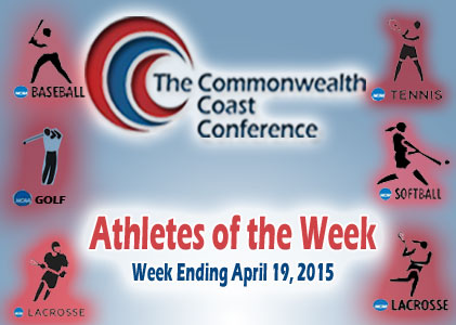 Fitzpatrick Named as CCC Pitcher of the Week