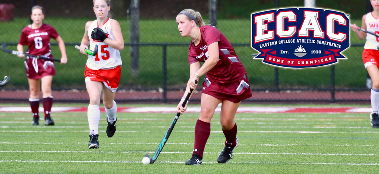 Conley Tabbed the ECAC Division III Field Hockey North Offensive Player of the Month