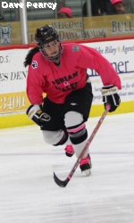 Women's Hockey Ties Concordia, 2-2, Earning One Point in NCHA Standings
