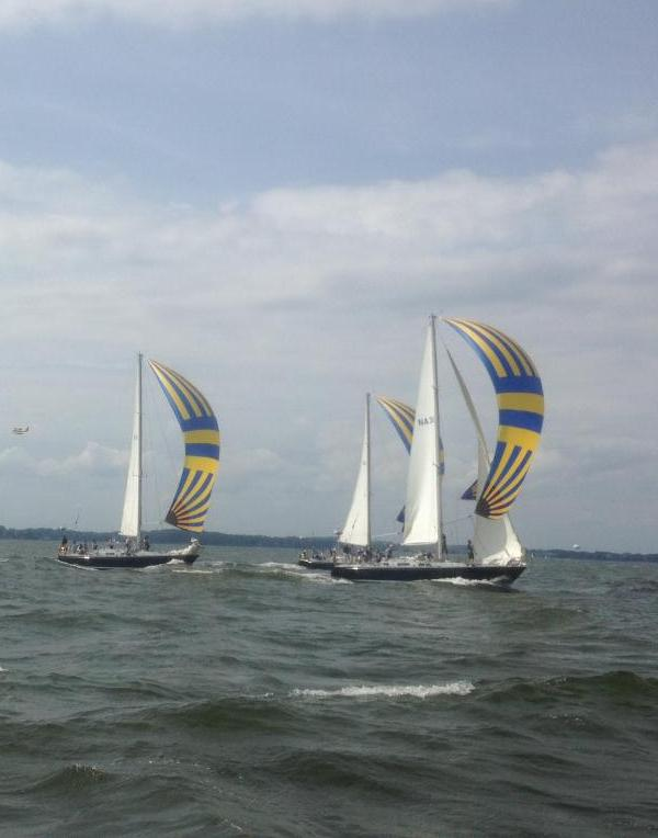 Sailing Set To Make Waves During Fall 2014 Campaign With 29-Event Schedule Under Fontaine's Watch