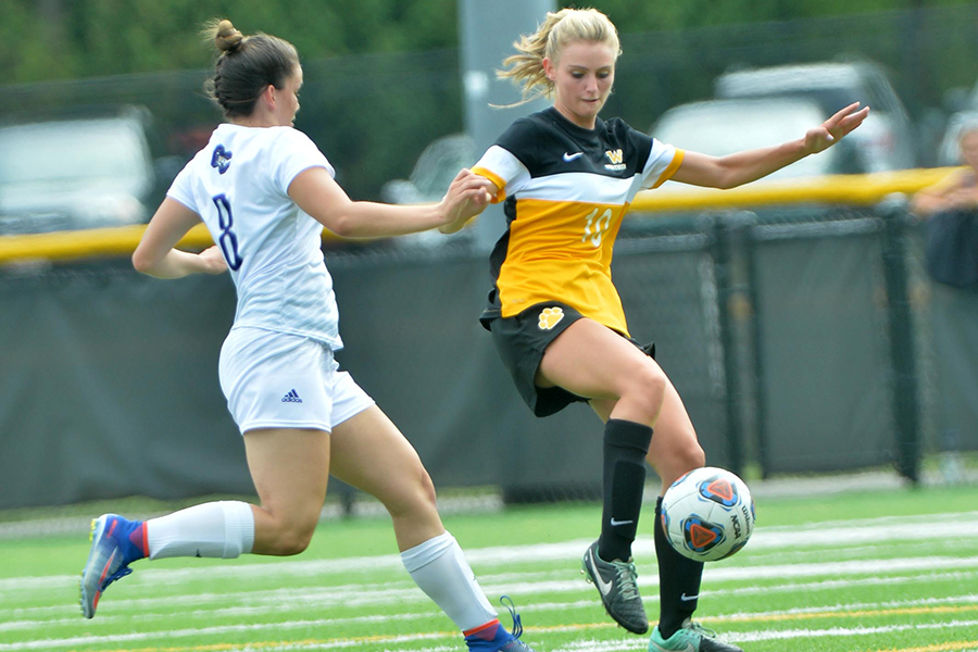 Women's Soccer Gets Back on Winning Track