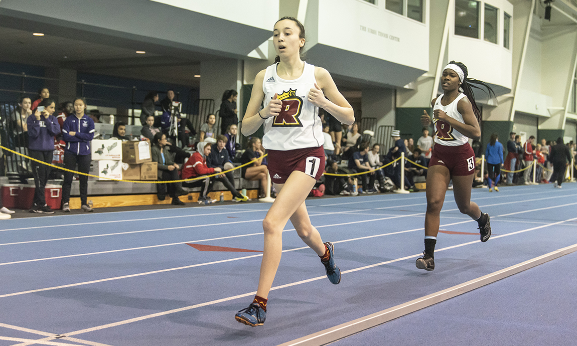 Women's Track and Field Kicks off Spring at Wesleyan