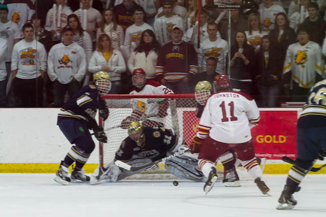 FSU Hockey First Team In Nation To 20 Wins