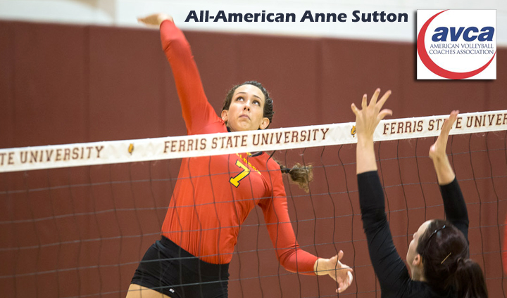 Anne Sutton Tabbed As Honorable Mention All-American For FSU