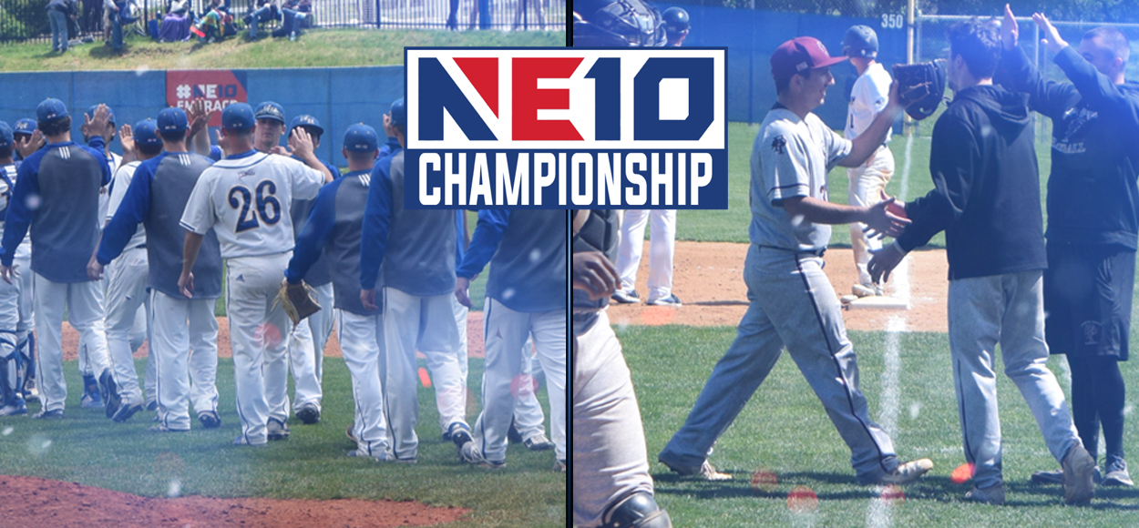 Two Twos Remain: It's Franklin Pierce and New Haven in the NE10 Baseball Championship