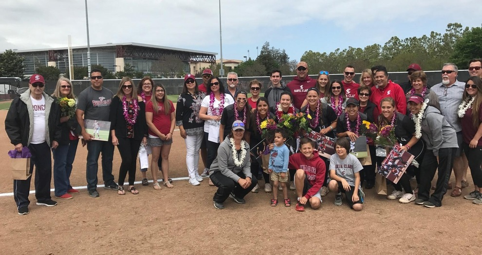 Softball Falls on Senior Day to No. 20 BYU