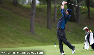 Men's Golf Takes Fourth at Augsburg Invite