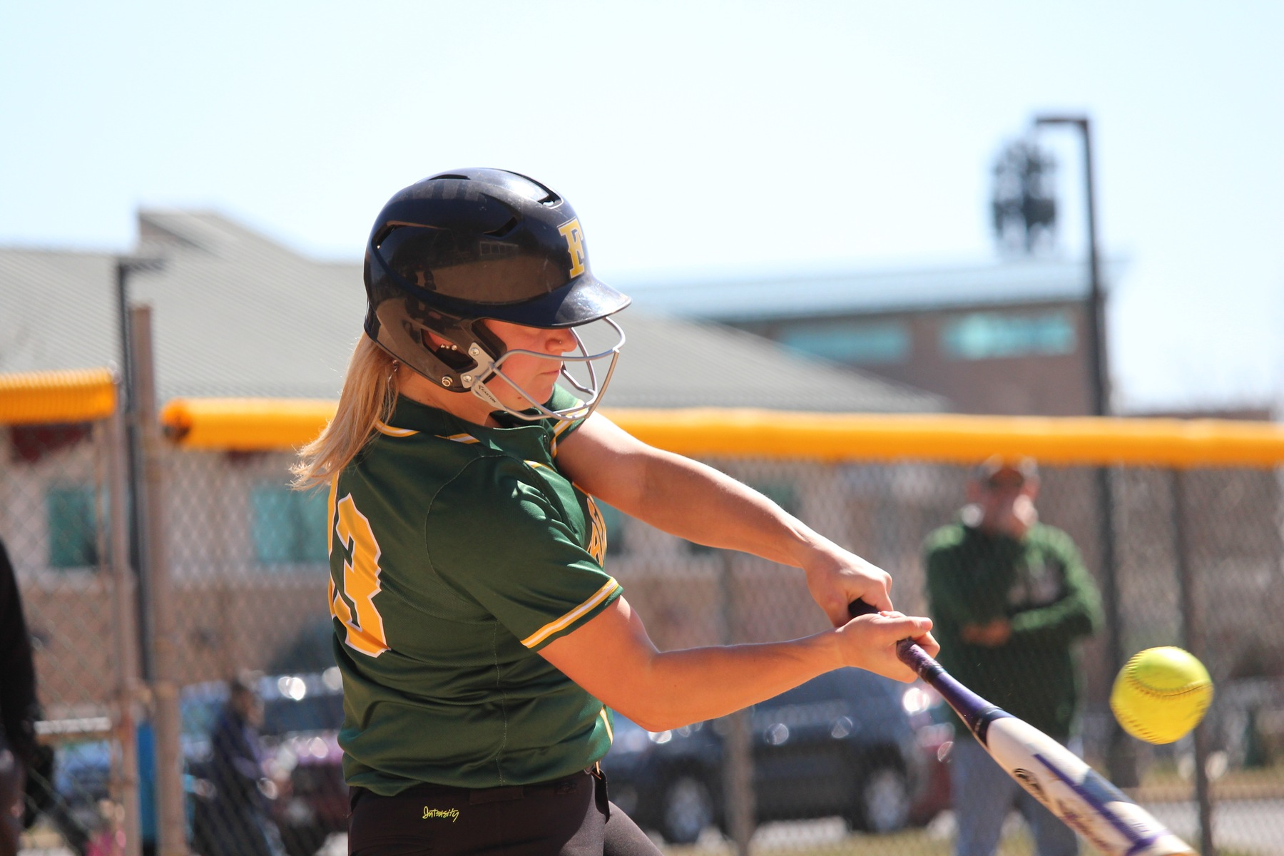 Softball Lights Up Scoreboard in Sweep Over Allegany College of Maryland