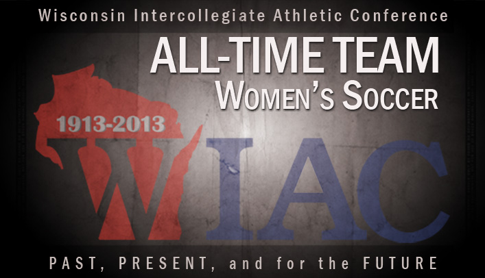 Six Blugold Women's Soccer Players Named to WIAC All-Time Team