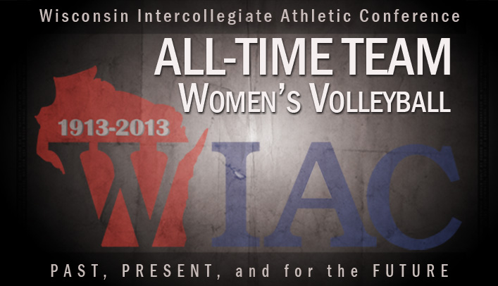 WIAC All-Time Team - Women's Volleyball