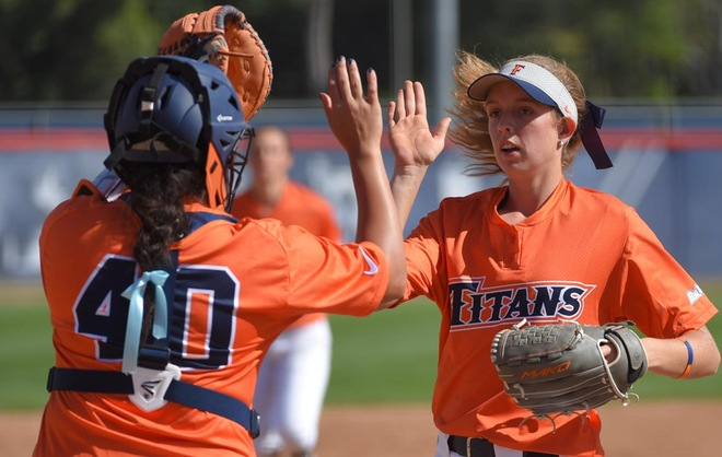 Fullerton Wins Titan Classic with 9-7 Win over Weber State