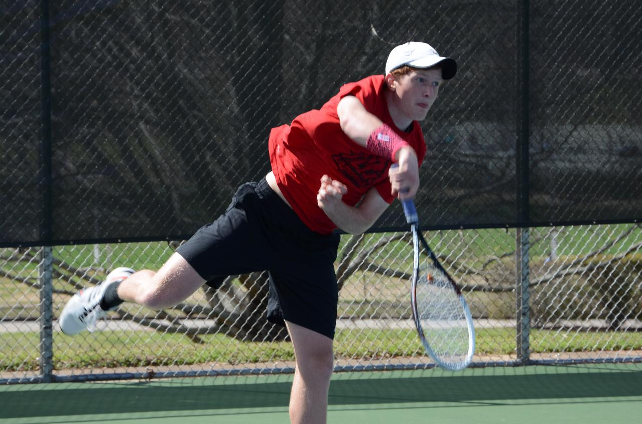 Men's Tennis: Panthers top Ferrum 8-1 in USA South match