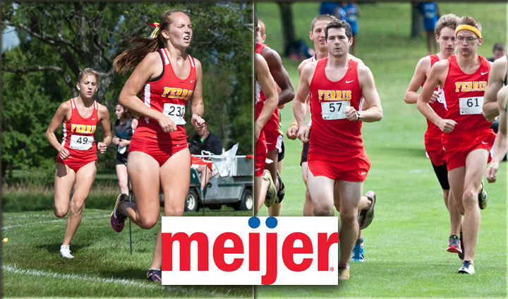 Ferris State Track/CC & Meijer Team Up To Support Student-Athlete