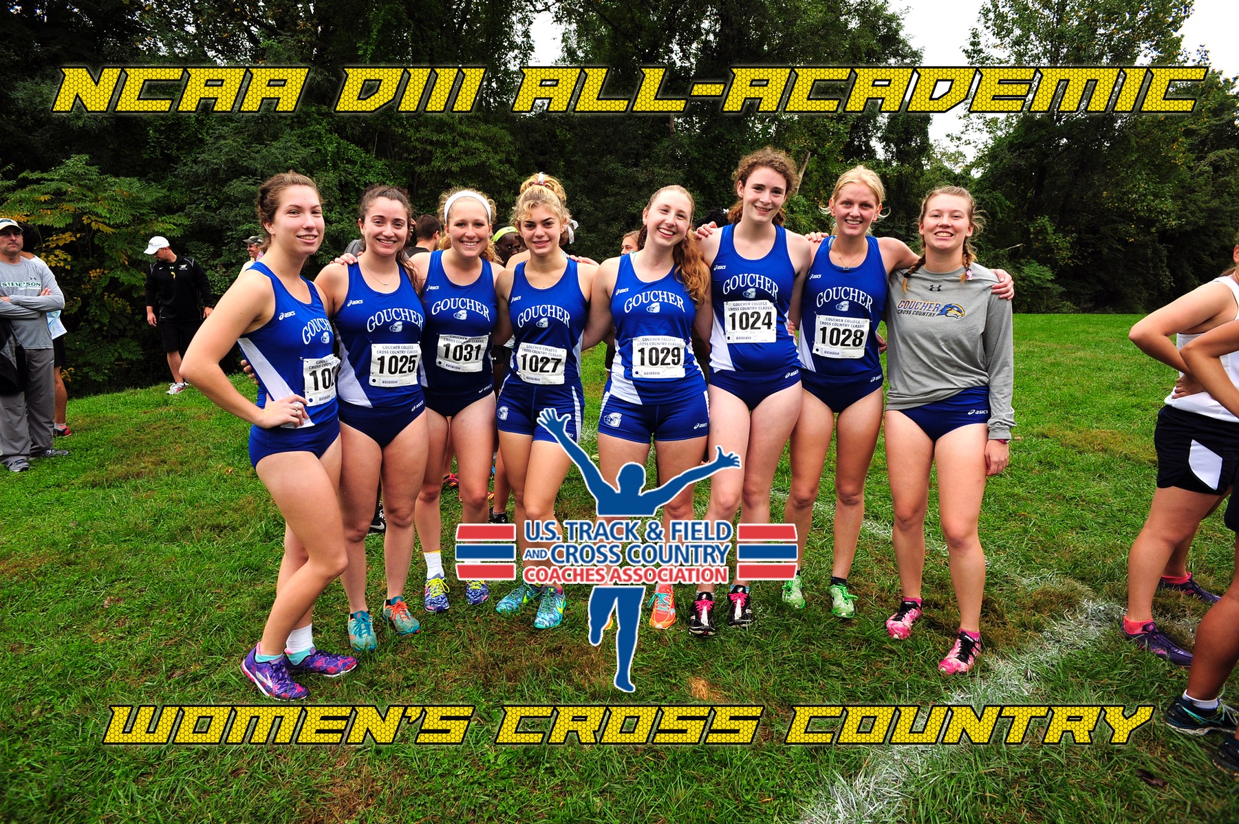 Women's Cross Country Earns NCAA DIII All-Academic Honors