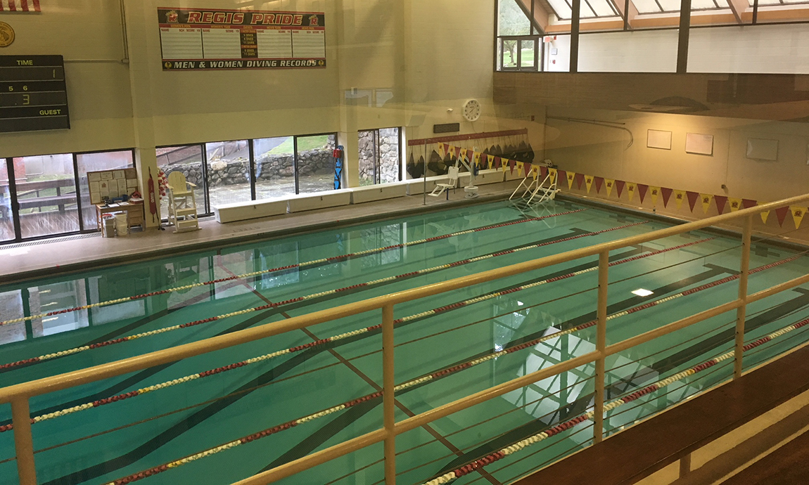 Regis Swimming and Diving Once Again Offering Private Lessons