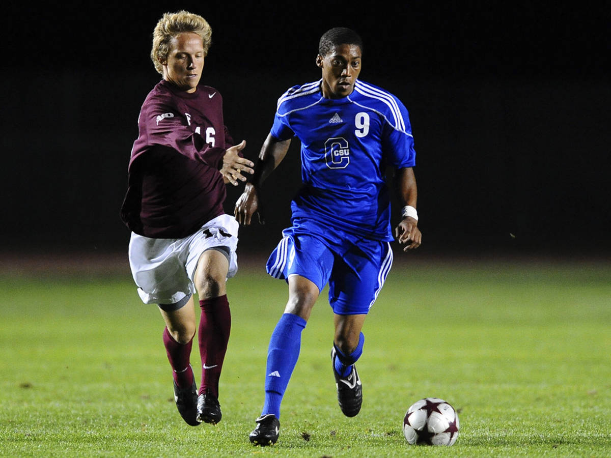 Terrell Whitting Scores in Overtime as Blue Devils Top Fordham 2-1 on Saturday Night
