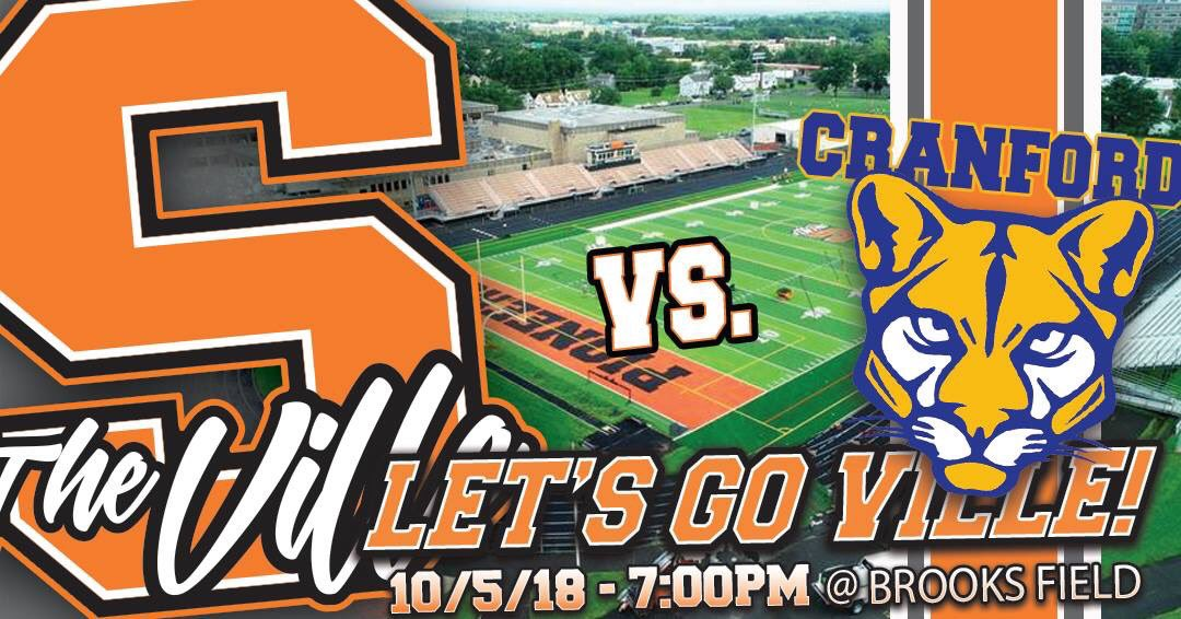 Pioneers Return to Brooks Field for Clash With Cougars