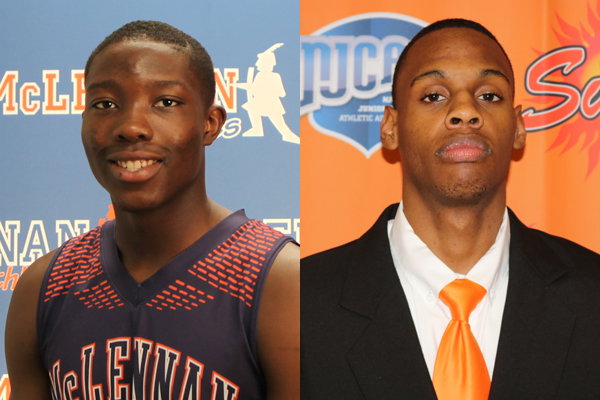Region V Men's Basketball Player of the Week (Dec. 18)