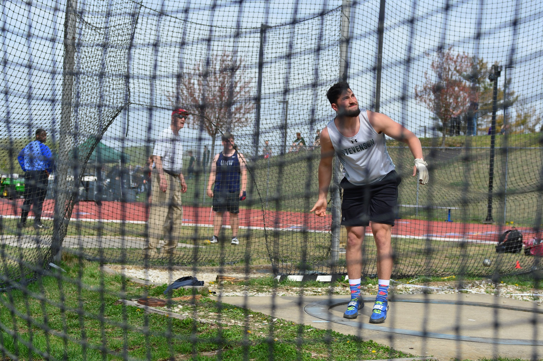 Men's Track Competes at Paul Kaiser Classic
