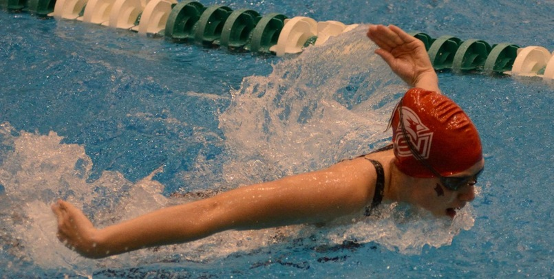 SVSU Swim & Dive Drops GLIAC matchup at Wayne State