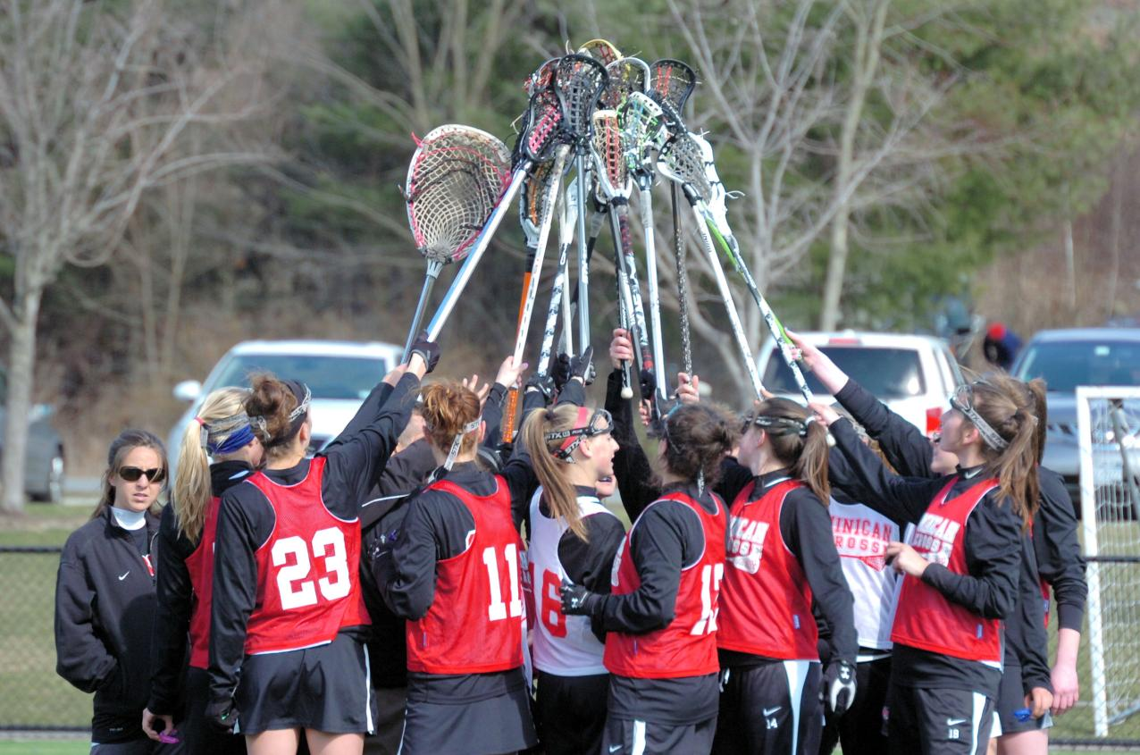 WOMEN'S LACROSSE EDGED BY MOLLOY COLLEGE