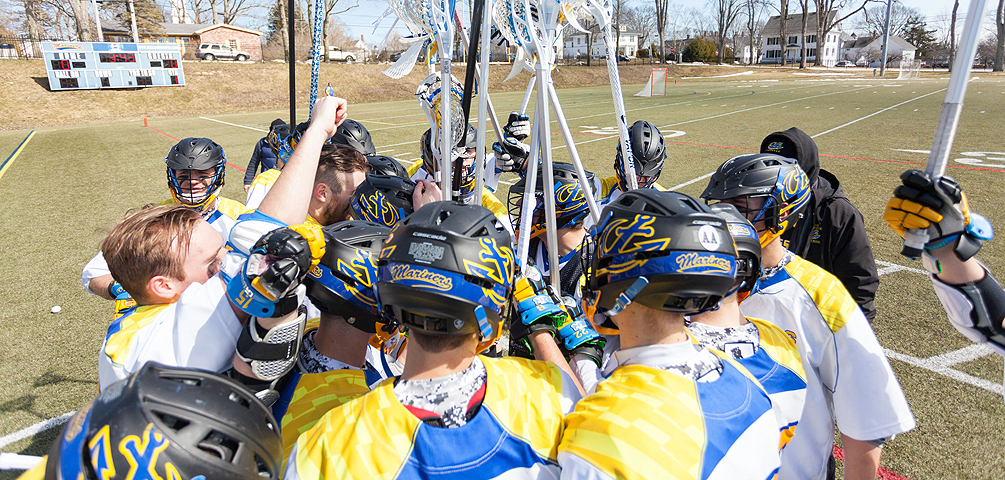 Men's Lacrosse Adds Game at UNE