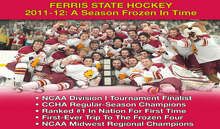 Bulldog Hockey Banner Raising Ceremony This Friday Night
