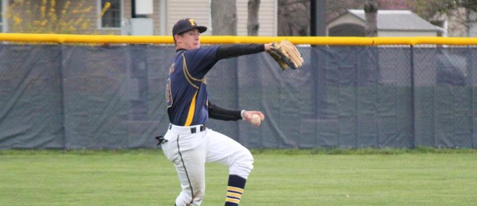 Baseball's Jameson Brock Named to HCAC All-Tournament Team