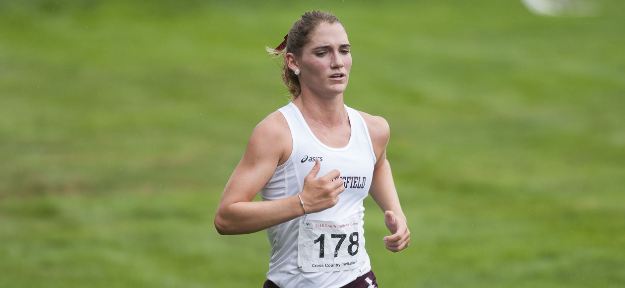 Women's Cross Country Races To 14th Place At UMass Dartmouth Invitational