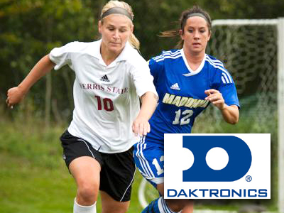 Borgman Claims Daktronics All-Region Kudos