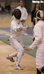 Women's Fencing Posts 4-1 Mark at MIT-Brandeis Invitational
