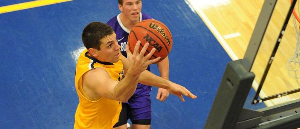 Men's Basketball Improves to 3-0 after Home Win over Adrian